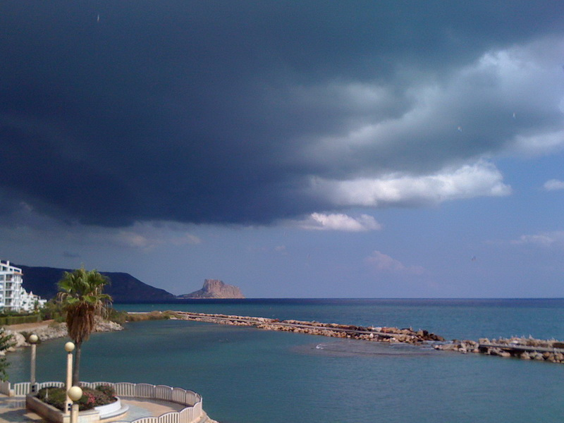 webcam Altea Marina Baja Alicante