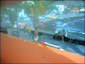 Webcam Avenida valle gran rey