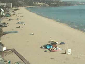 Webcam Albena Black Sea