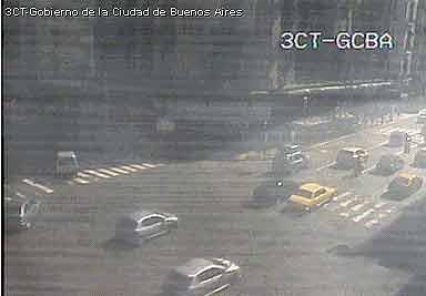 Buenos Aires webcam - Buenos Aires Av Libertador webcam, Buenos Aires, Buenos Aires