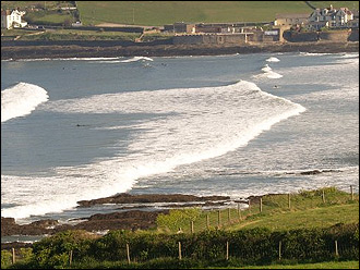 webcam Croyde Surf South West