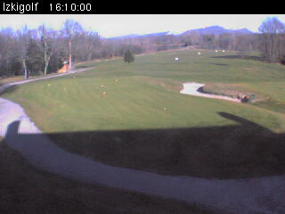 webcam Golf Izki Alava