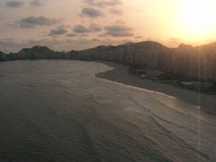 Webcam Guaruja