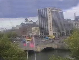 webcam Ha Penny Bridge Dublin