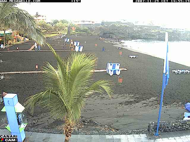 Webcam La Arena