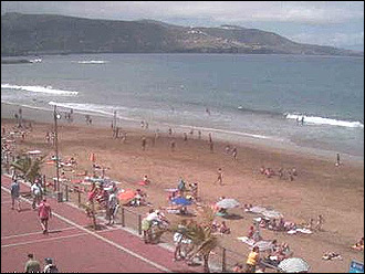 Webcam La Cicer Las Canteras