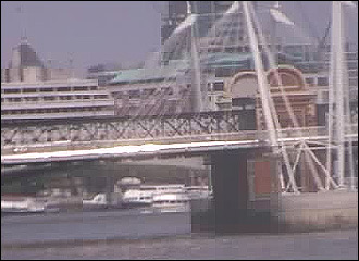Webcam London Eye