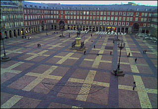 Webcam Plaza mayor live