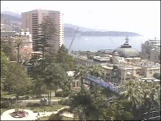 webcam Monte Carlo Monaco