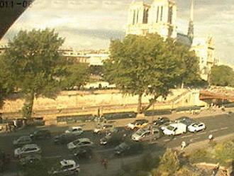 webcam Notre Dame Paris