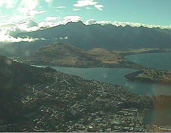 webcam Queenstown Queenstown-Lakes