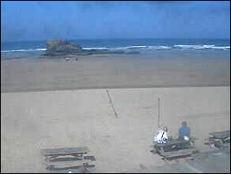 Webcam Perranporth Carrick