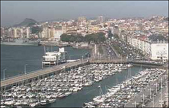 webcam Puerto Chico Santander