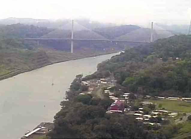 webcam Rio de Panam� Panam�
