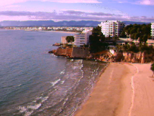 Webcam Salou Capellans