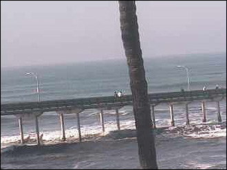 Webcam Ocean Beach