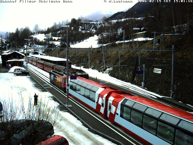 webcam Filisur Graubunden