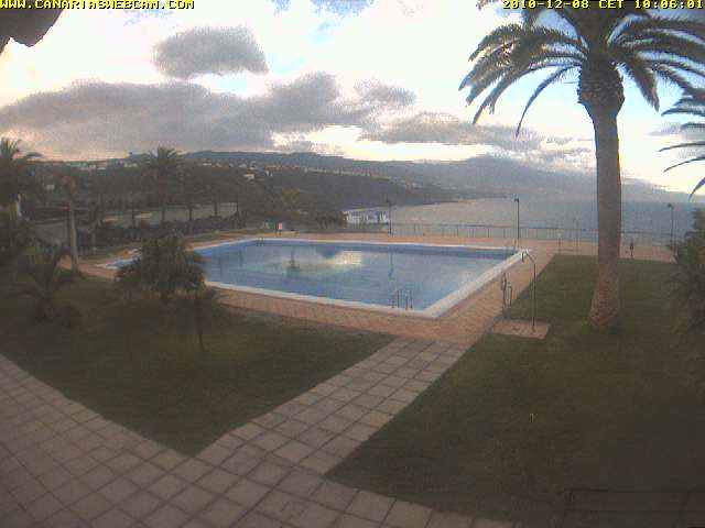 Webcam El Pris Club Tagoro Tacoronte