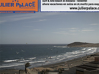webcam El Medano Santa Cruz de Tenerife
