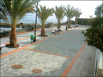 Webcam Avenida Paseo Valle Gran Rey