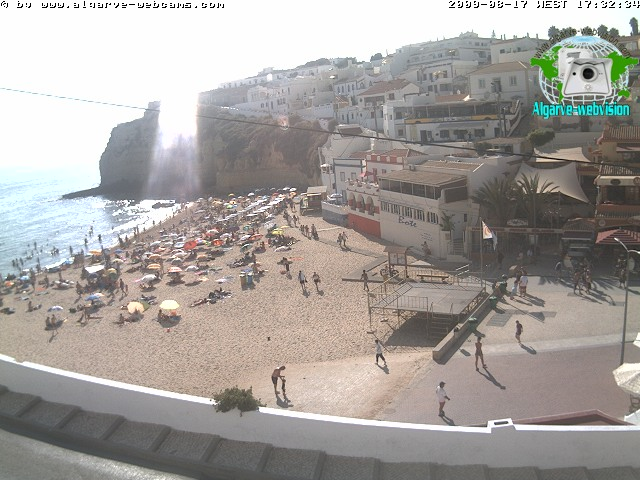 Webcam Carvoeiro