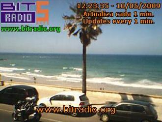 Webcam Cadiz Santa Maria