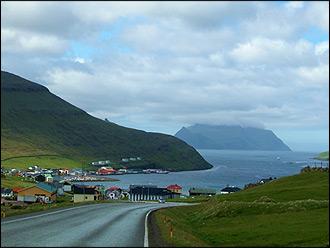 webcam Faroe Sorvagur Faroe