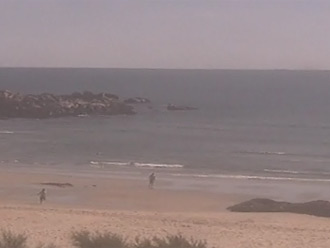 webcam Praia Matosinhos Porto
