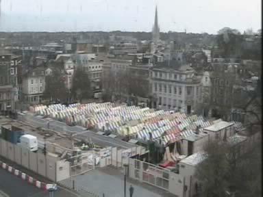 Webcam Norwich Market
