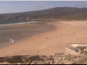 webcam Praia do Guincho Lisboa
