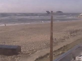Webcam Praia Grande Sintra