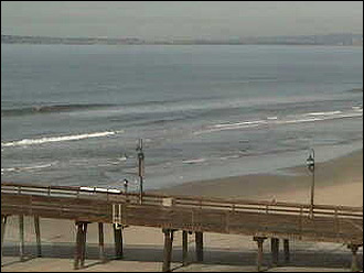 Webcam Imperial Beach San Diego Pier