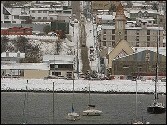 webcam Ushuaia Ushuaia