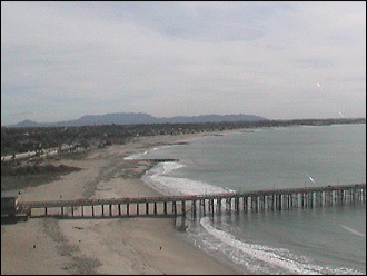 webcam Ventura Beach Ventura