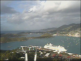 Webcam Saint Thomas Virgin Islands
